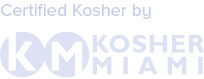 Certified Kosher by Kosher Miami